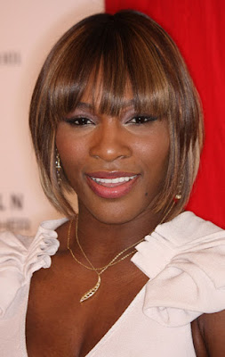 Black Tennis Pro's Serena Williams at Essence Black Women in Hollywood Luncheon Beverly Hills