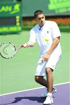 Black Tennis Pro's Sony Ericsson Open Glam.Set.Match - Jay Sean