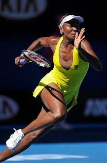 Black Tennis Pro's Venus Williams To Host Caesars Tennis Classic