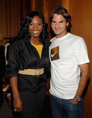 Black Tennis Pro's Nike Sportswear