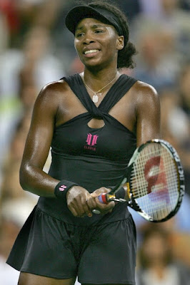 Black Tennis Pro's 2008 U.S. Open