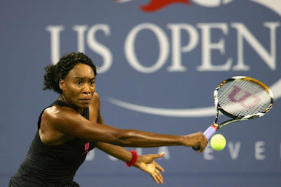 Black Tennis Pro's Venus Williams