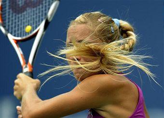 Black Tennis Pro's U.S. Open Venus Williams vs. Alona Bondarenko
