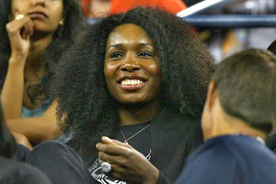 Black Tennis Pro's 2008 U.S. Open Women's Final