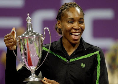 Black Tennis Pro's Sony Ericsson Championships Final