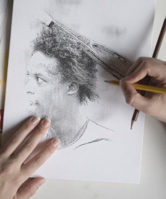 Black Tennis Pro's Gael Monfils Drawing by Agé Monky