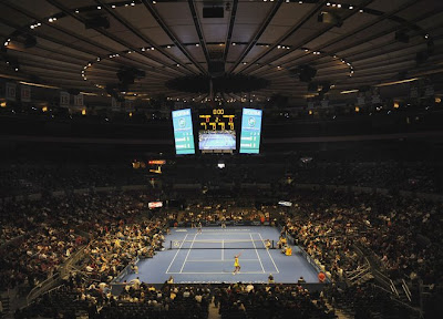 Black Tennis Pro's Madison Square Garden Billie Jean King Cup