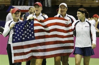 Black Tennis Pro's 2009 Fed Cup