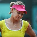 Black Tennis Pro's Lucie Safarova 2009 French Open