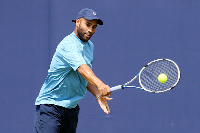 Black Tennis Pro's James Blake Aegon Championships London, England