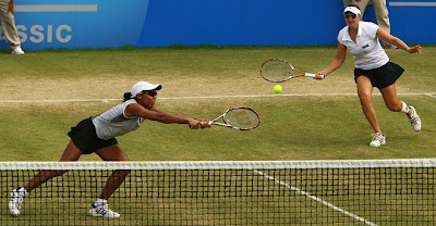 Black Tennis Pro's Raquel Kops-Jones AEGON Classic