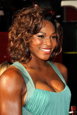 Black Tennis Pro's Venus and Serena Williams ESPY Awards Nokia Theater Los Angeles