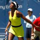 Black Tennis Pro's Venus Williams 2009 Bank of the West Classic Final