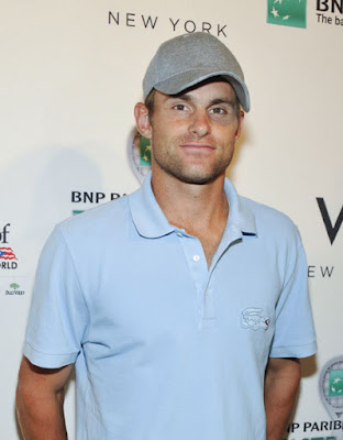 Black Tennis Pro's BNP Paribas Taste Of Tennis Andy Roddick