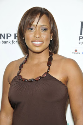 Black Tennis Pro's BNP Paribas Taste Of Tennis Chanda Rubin