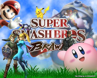 super smash bros brawl wallpaper. Super Smash Bros Brawl