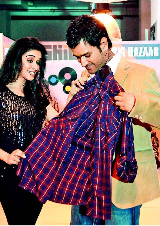 Asin Thottumkal Big Bazaar Photoshoot