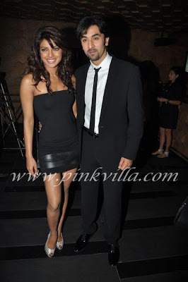 Ranbir and priyanka at provogue 2012 for anjaana anjaani promotions 3