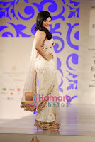 Prachi Desai in Bridal Saree walks Ramp567
