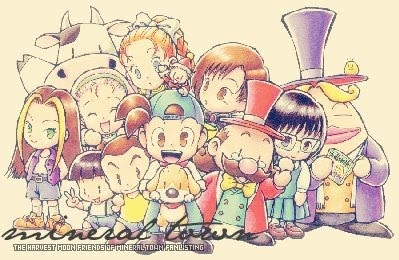 Trik dan Rahasia di Harvest Moon - Friends of Mineral Town