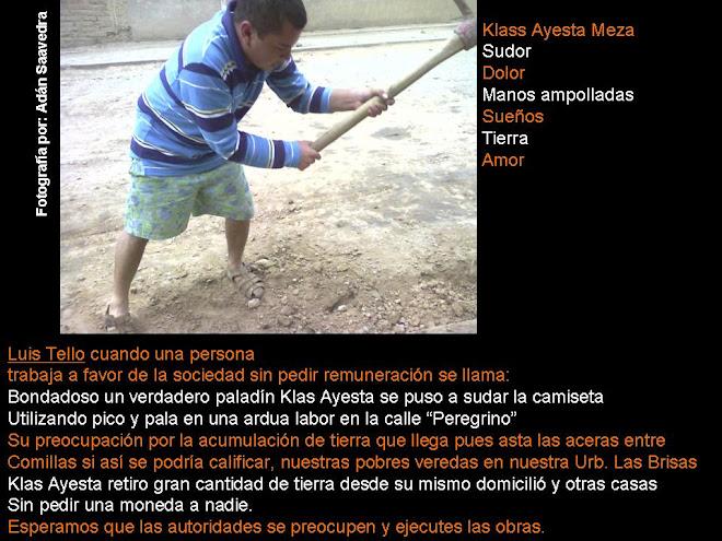 klas Ayesta Meza
