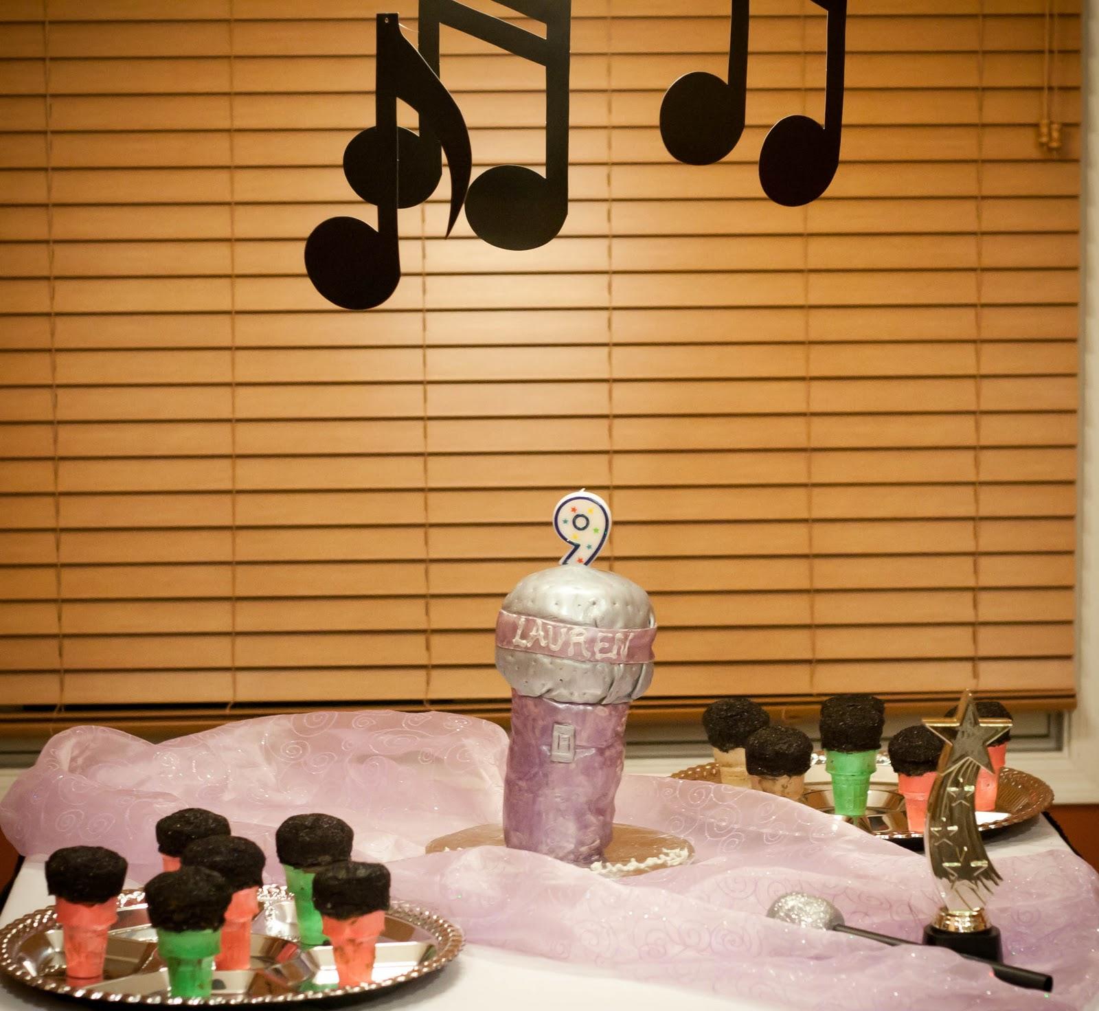 A Sing Ular Sensation Karaoke Birthday Party My Insanity