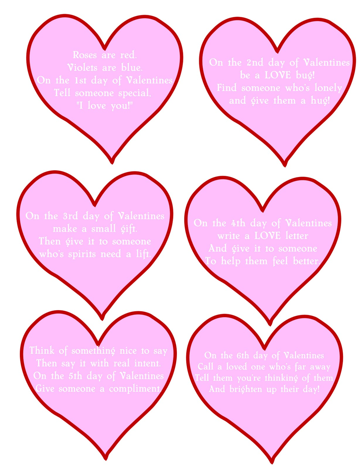How to make a love letter garland valentine tip junkie and here is my garland as part of my victorian valentines day mantle aljukfo Gallery