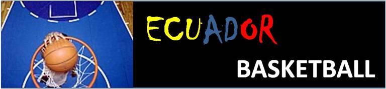 ECUADOR BASKETBALL