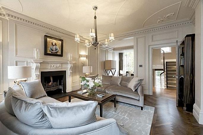 Meblowe inspiracje wytworny styl angielski for Designer furniture sale london