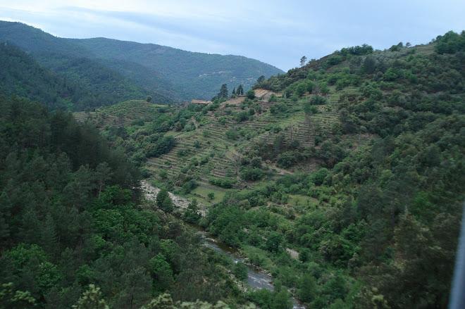 Vallée de la Drobie (Vivarais cévenol)