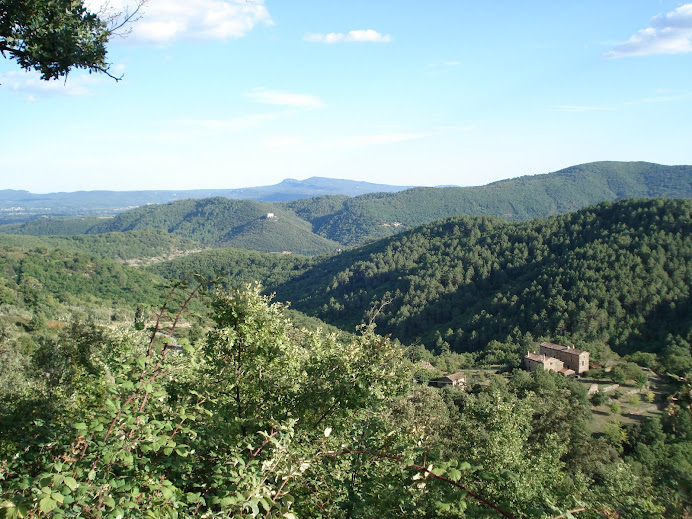 Cévennes gardoises - haute vallée de la Cèze