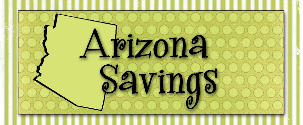 ARIZONA SAVINGS