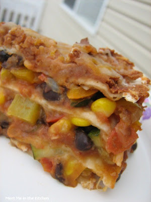 Meet Me in the Kitchen: Stacked Burrito Pie