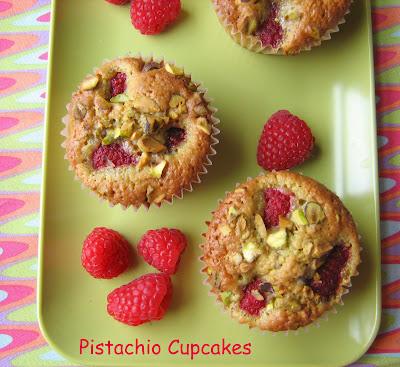 raspberry pistachio raspberry and pistachio pistachio cupcakes with ...
