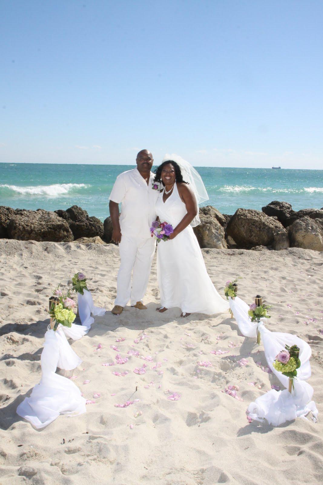 affordable beach weddings 305 793 4387 tonya richie