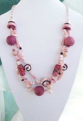 Funky Monkey Girls Necklace