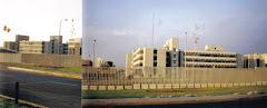 Proyecto Ministerio de la Marina de Guerra del Perú (1981-1984) - Maranga, Lima