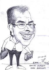 Caricatura de Jorge Villavisencio