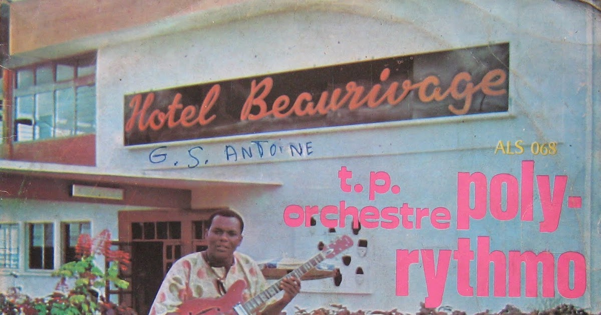 TP Orchestre Poly Rythmo De Cotonou Rep Pop Du Benin TP Orchestre Poly Rhythmo De Cotonou Benin Avec