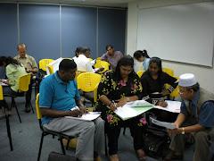 Math Workshop @ OUM Perak