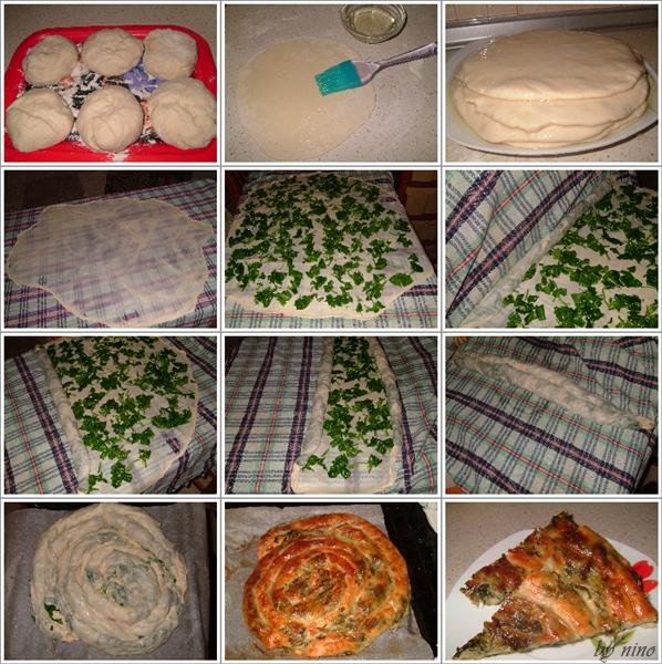 Çarşaf böreği tarifi (resimli anlatım)