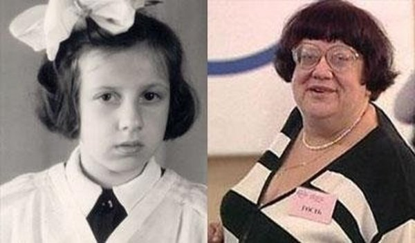 Very Funny South African Celebrities Childhood Photo's
