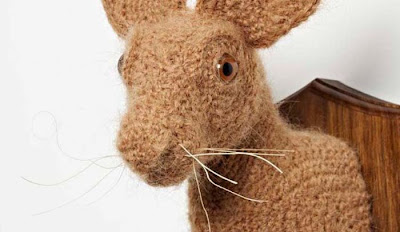knitted animal patterns
