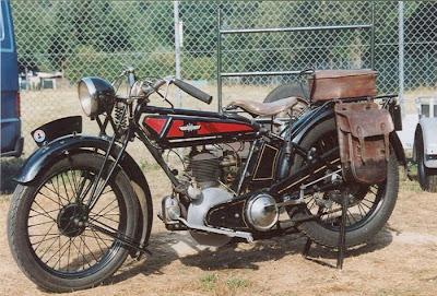 vintage motorcycles