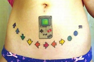 tattoos games
