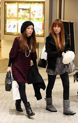 japan women fashion