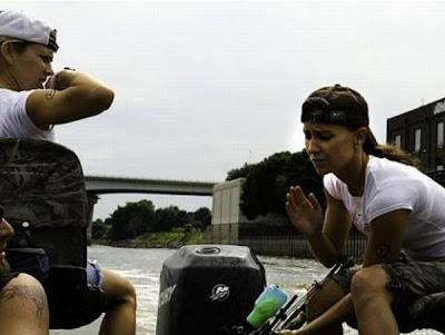 extreme bowfishing