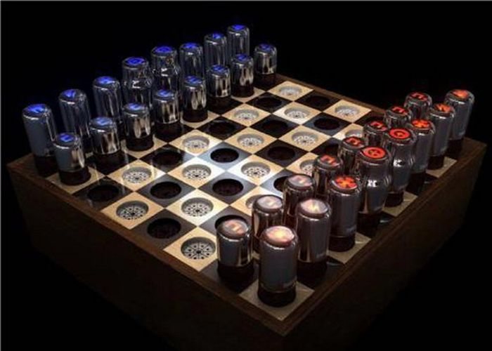 53 Strange Chess Board Sets Curious Funny Photos Pictures