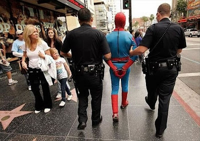 funny arrest pictures