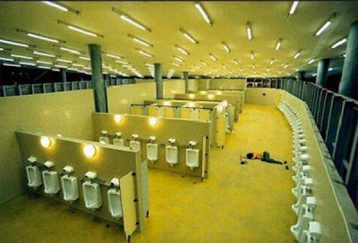 unusual toilets